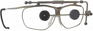 Dynamik Schießbrille mit Irisblende von Müller Manching