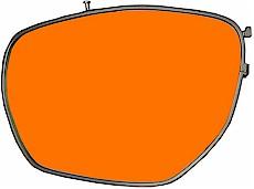 Dynamik Filter, orange